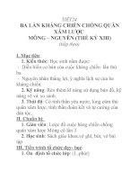 Tài liệu Lịch sử lớp 7 bài 14 (tt) doc