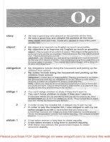 Tài liệu Longman Idioms _ Part 2.7 doc