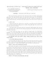 Bài soạn CV616-2010-BGD ( Hướng dẫn đánh giá, xếp loại giáo viên tiểu học theo Quyết định số142007QĐ-BGDĐT)