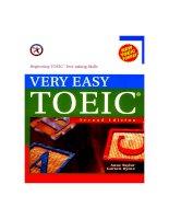 Very easy TOEIC PDF