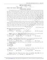 Bài giảng de luyen so 5