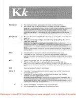 Tài liệu Longman Idioms _ Part 2.5 docx