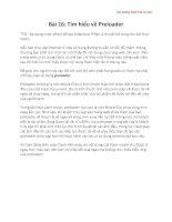 Tài liệu Học Adobe Flash CS4 cơ bản - Bài 16 phần 1 pdf