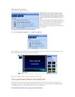Tài liệu Mẫu thiết kế PowerPoint pdf