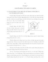 Tài liệu Chương 7: Chuyển động tổng hợp của điểm pdf
