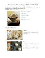 Tài liệu Với cookies dừa ai cũng có thể thành đầu bếp! docx