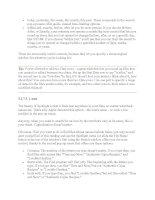Tài liệu The Spotlight Window phần 2 pdf