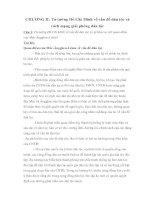 Tài liệu CHƯƠNG II: Tư tưởng Hồ Chí Minh về vấn đề dân tộc và cách mạng giải phóng dân tộc pdf