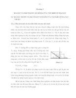 Tài liệu Ma sát và bài toán cân bằng của vật khi có ma sát_chương 3 ppt