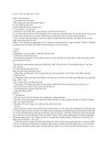 VĂN 9 - ÔN TẬP HỌC KÌ I - ĐỀ 5