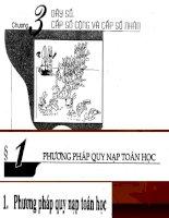 Tài liệu Phương pháp qui nạp pdf