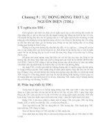 Tài liệu Bảo vệ rơle và tự động hóa P9 doc