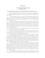 Tài liệu đồ án hệ thống lạnh cho nhà máy thủy sản, chương 5 pptx