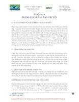 Tài liệu Quản lý chất thải sinh hoạt P6 docx