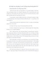 Tài liệu Kỹ thuật sản xuất giống và nuôi cá bống tượng thương phẩm (P1) pdf