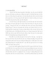 Đọc - hiểu tác gia Nguyễn Ái Quốc - Hồ Chí Minh trong chương trình Ngữ văn Trung học phổ thông