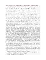 Một số lưu ý về áp dụng luật giám định tư pháp trong hoạt động xét xử (kỳ 2)
