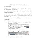 Tài liệu Nhập và xuất các vỏ bao với Maya phần 2 docx