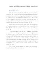 Tài liệu Phương pháp chữa bệnh trắng thân, đục thân của tôm pdf