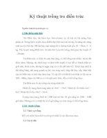 Tài liệu Kỹ thuật trồng tre điền trúc pdf