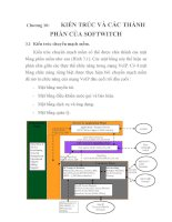Tài liệu Tổng quan về chuyển mạch mềm và giải pháp của ALCATEL, chương 10 docx