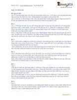 De thi dai hoc thuong mai 207   ebook VCU   www ebookvcu com bộ đề quản tri chiến lược 1 3