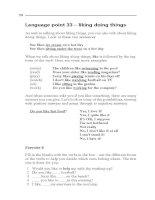 Tài liệu A complete English language course part 10 doc