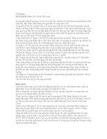 Tài liệu Cúm heo (Swine Flu) pdf