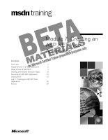 Tài liệu Module 7: Creating an ASP.NET Web Application pptx
