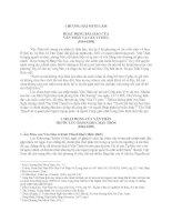 Tài liệu CHƯƠNG HAI MƯƠI LĂM HOẠT ĐỘNG BÀI GIÁO CỦA VĂN THÂN VÀ CẦN VƯƠNG (1864-1888) pdf