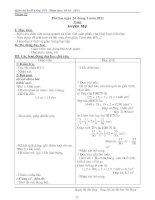 Bài soạn GIAO AN LOP 5 - TUAN 22( buoi 1)