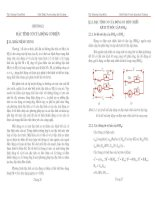 Tài liệu Giáo trình truyền động điện tử P2 doc