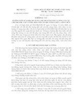 Bài giảng TT83-2005-BNV ( Hướng dẫn sửa đổi, bổ sung chế độ nâng bậc lương và các chế độ PC lương đối với CB, CC, VC)