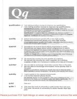 Tài liệu Longman Idioms _ Part 2.8 pptx