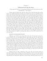 Tài liệu Giáo trình về Văn hóa kinh doanh quốc tế Chương 15+16 pptx