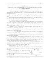Tài liệu Giáo trình cơ sở kỹ thuật điện II - Chương 14 ppt