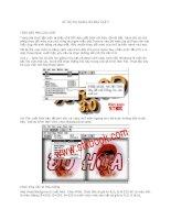 Tài liệu Sử dụng Xara phần 3 pdf