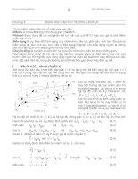 Tài liệu Động học các môi trường liên tục_chương 3 ppt