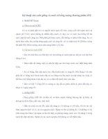 Tài liệu Kỹ thuật sản xuất giống và nuôi cá bống tượng thương phẩm (P2) pdf