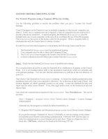 Tài liệu License Trouble Shooting Guide - Network - CID key docx