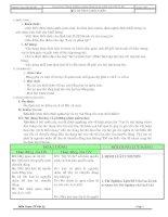 Tài liệu giáo trình vật lý lớp 10 tiết 17 tuần 09 ba định luật Newton docx