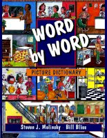 Word by word - picture dictionary (Học từ vựng qua hình ảnh)