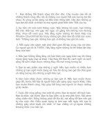 Tài liệu 7 điều giản dị trong cuộc sống pdf