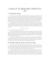 Tài liệu Bảo vệ rơle và tự động hóa P12 pdf