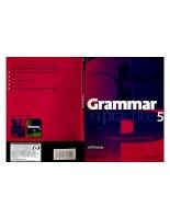 GRAMMAR IN PRACTICE 5 - NGỮ PHÁP TIẾNG ANH THỰC HÀNH - Roger Gower