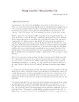 Tài liệu Phong-Tục Hôn-Nhân của Dân Việt pptx