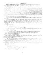 Tài liệu Giáo trình quản lý dự án- Chương 4 ppt
