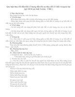 Tài liệu Giáo án bài giảng Quy luật lượng - chất doc