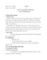 Tài liệu Địa lý lớp 6 bài 9 pdf