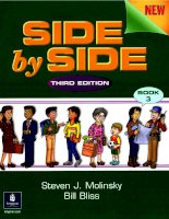 Side By Side Student Book 3 - third edition
